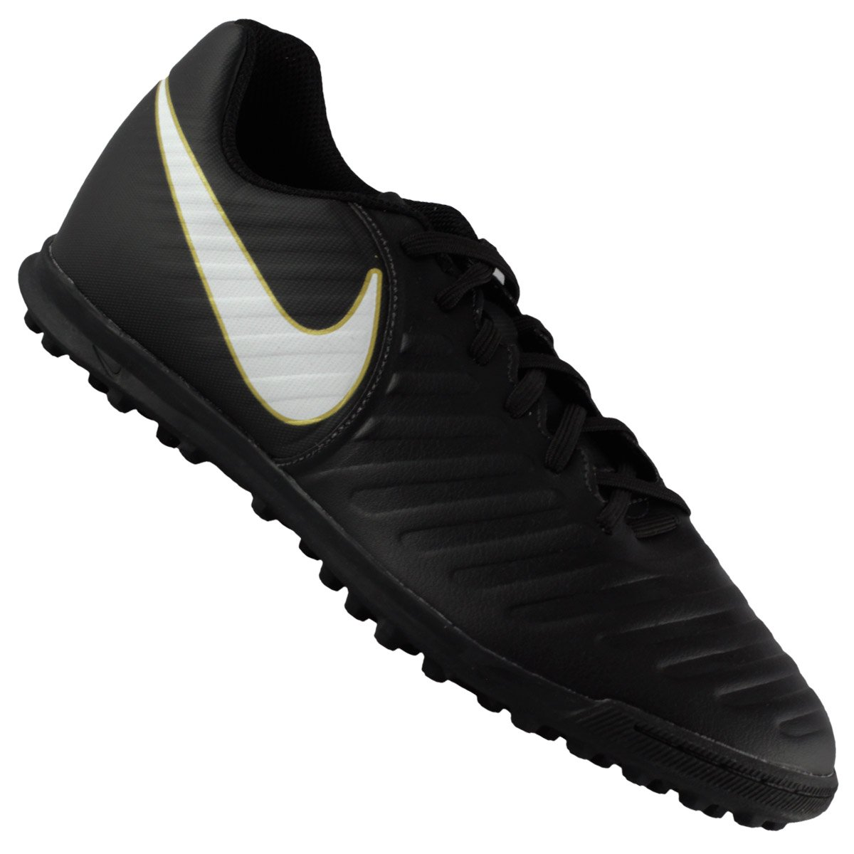bb9fdc0c3d Chuteira Society Nike Tiempox Rio Iv Tf