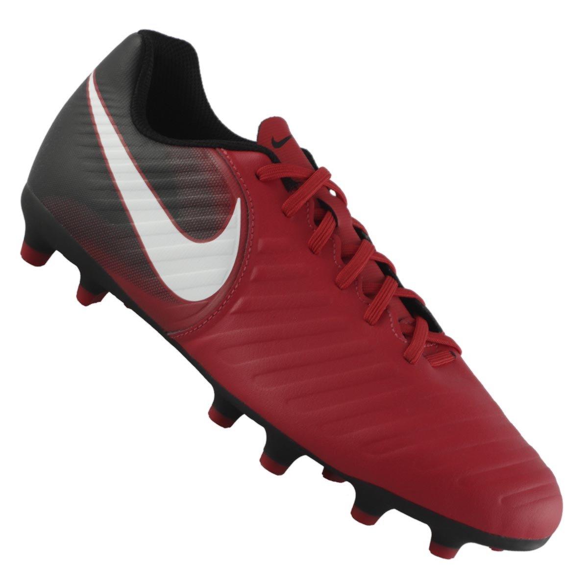 Chuteira Nike Tiempo Rio IV FG  f346aa4f7ac45