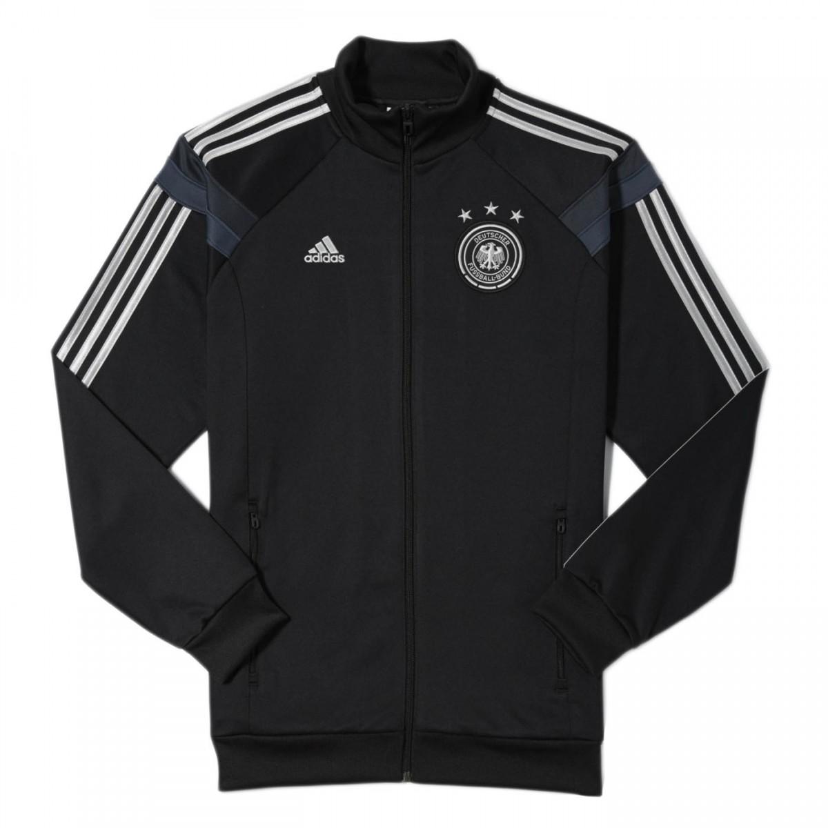 Jaqueta Adidas Hino Alemanha  581d6ac53bf84