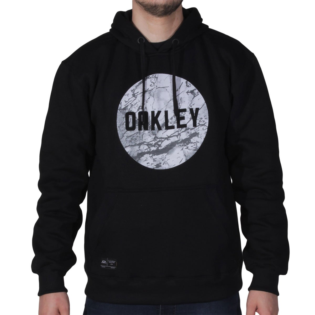 Moletom Oakley Surface Graphic Pullover  6a127f328bfd1