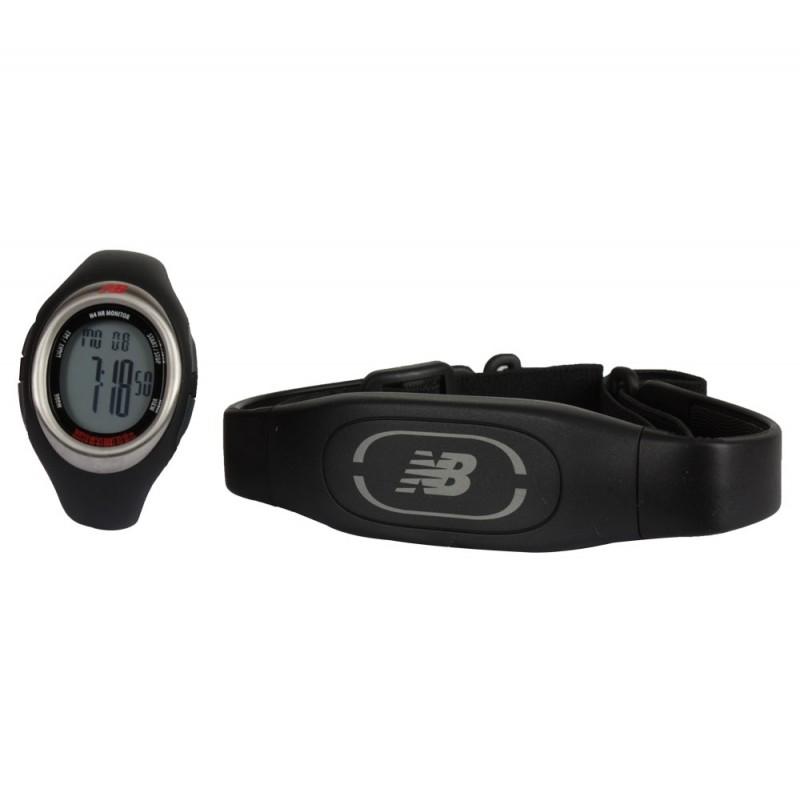 5a30997d50e Monitor Cardíaco New Balance N4 Black