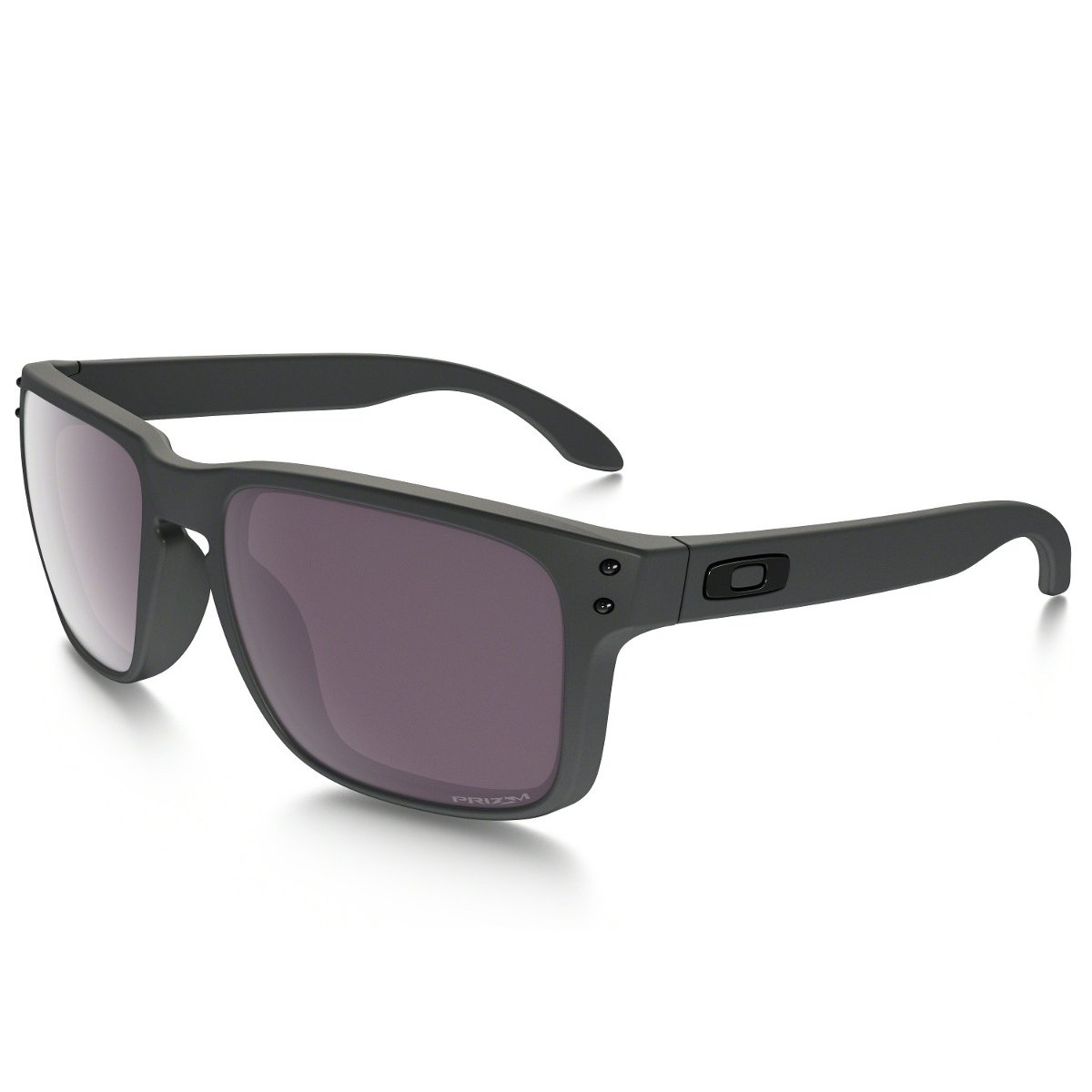 a834bb702f123 Óculos Oakley Holbrook Matte Steel Prizm Daily Pol
