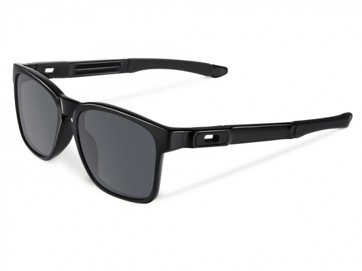 8d18d835980a9 Óculos Oakley Catalyst Polished Black   Treino e Corrida