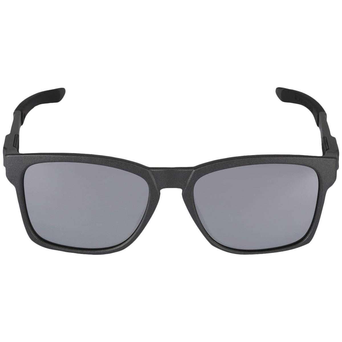 ed6c99099 Óculos Oakley Catalyst Steel Chrome Iridium