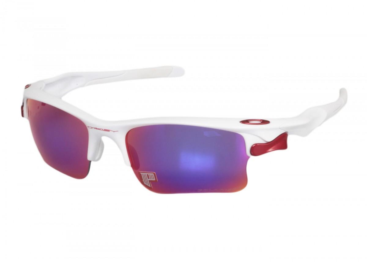 2a0b7a552f964 Óculos Oakley Fast Jack XL Polarizado   Treino e Corrida