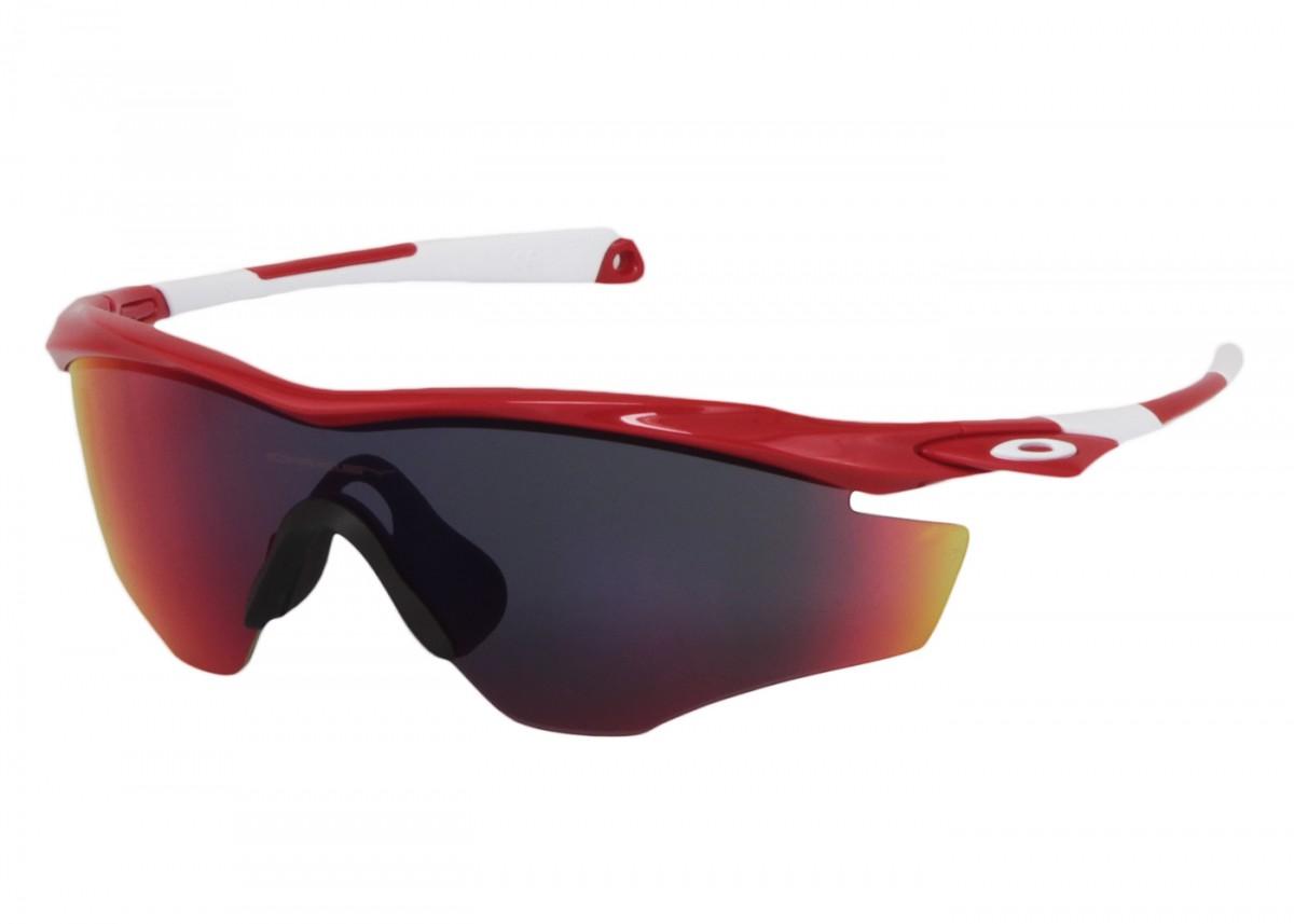 5f1377613aecd Óculos Oakley M2 Frame Iridium   Treino e Corrida
