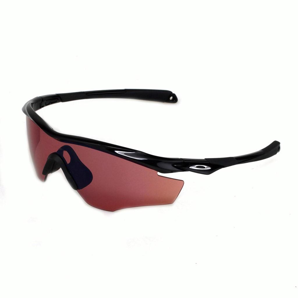Óculos Oakley M2 Frame Polished Black G30 Iridium 8bfb7ce5dc