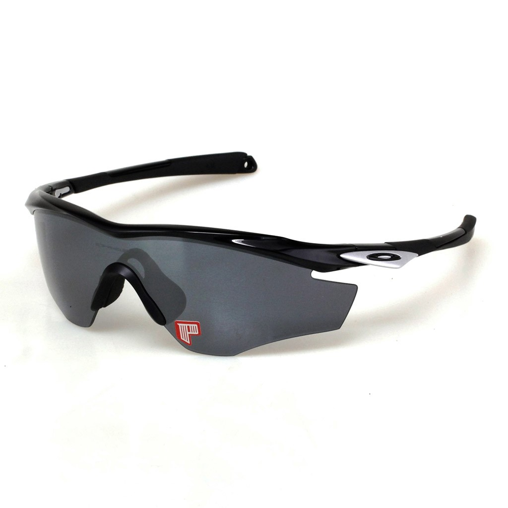 541636d3e6a78 Óculos Oakley M2 Frame Polished Black Iridium Polar