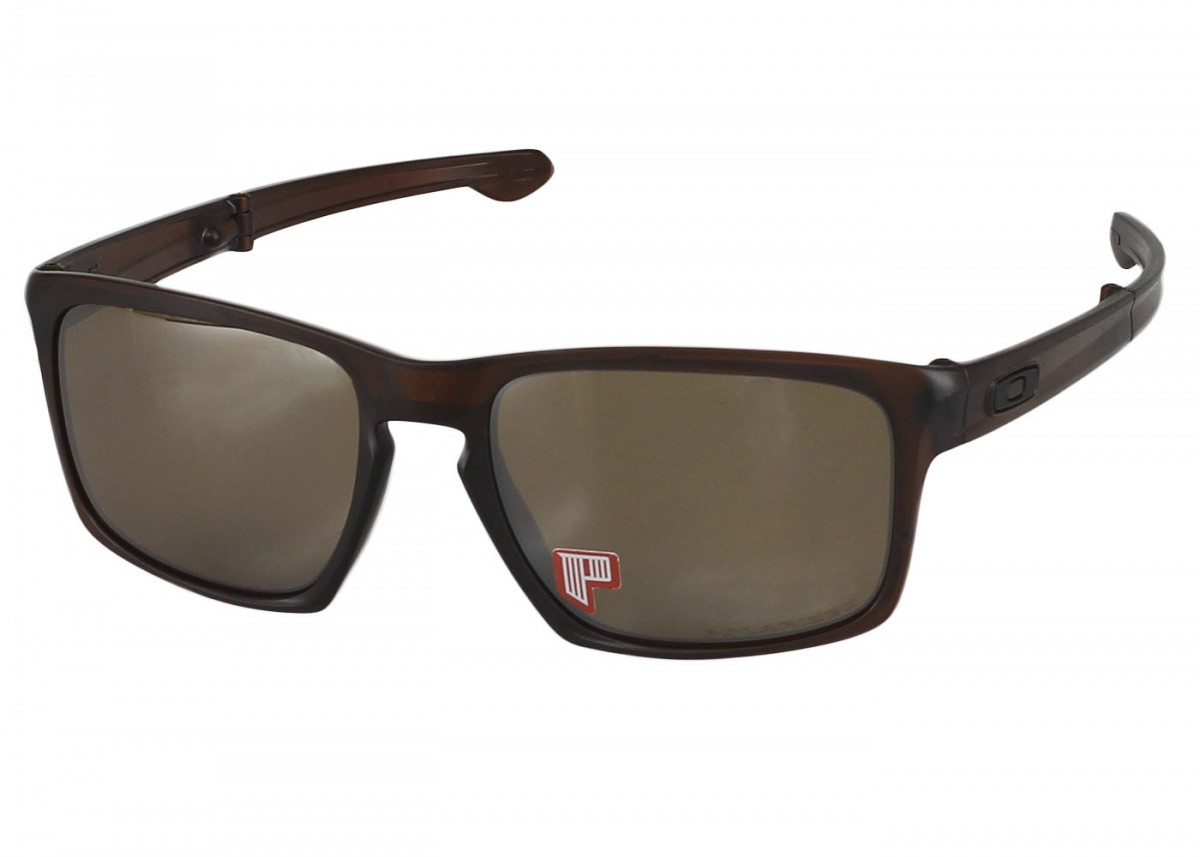 Oakley Sliver F Iridium Polarizado   Treino e Corrida 7aaf301237
