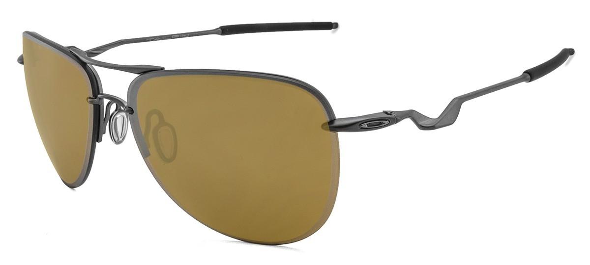 9e8314e80d1ce Óculos Oakley Tailpin Pewter Tungsten Iridium
