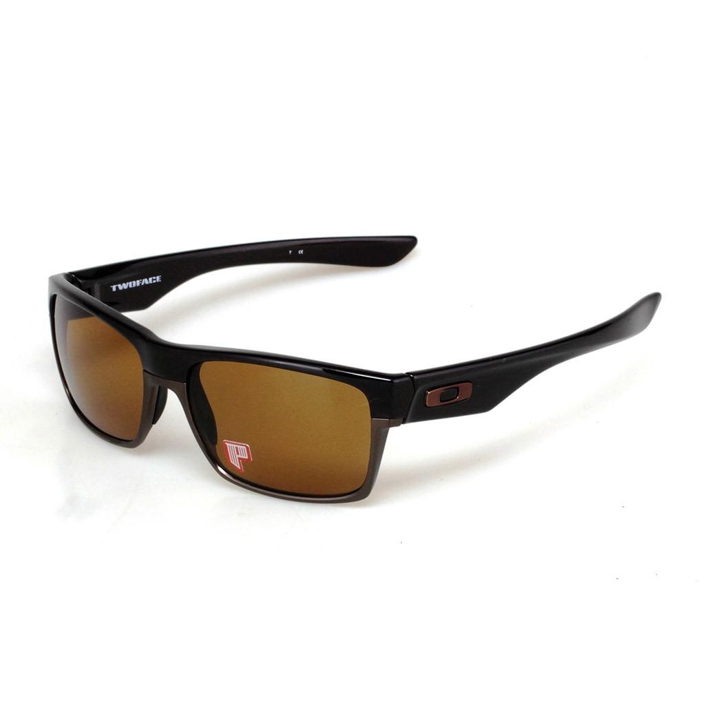 Óculos Oakley Twoface Brown Sugar   Bronze Polarized. 84e398253d
