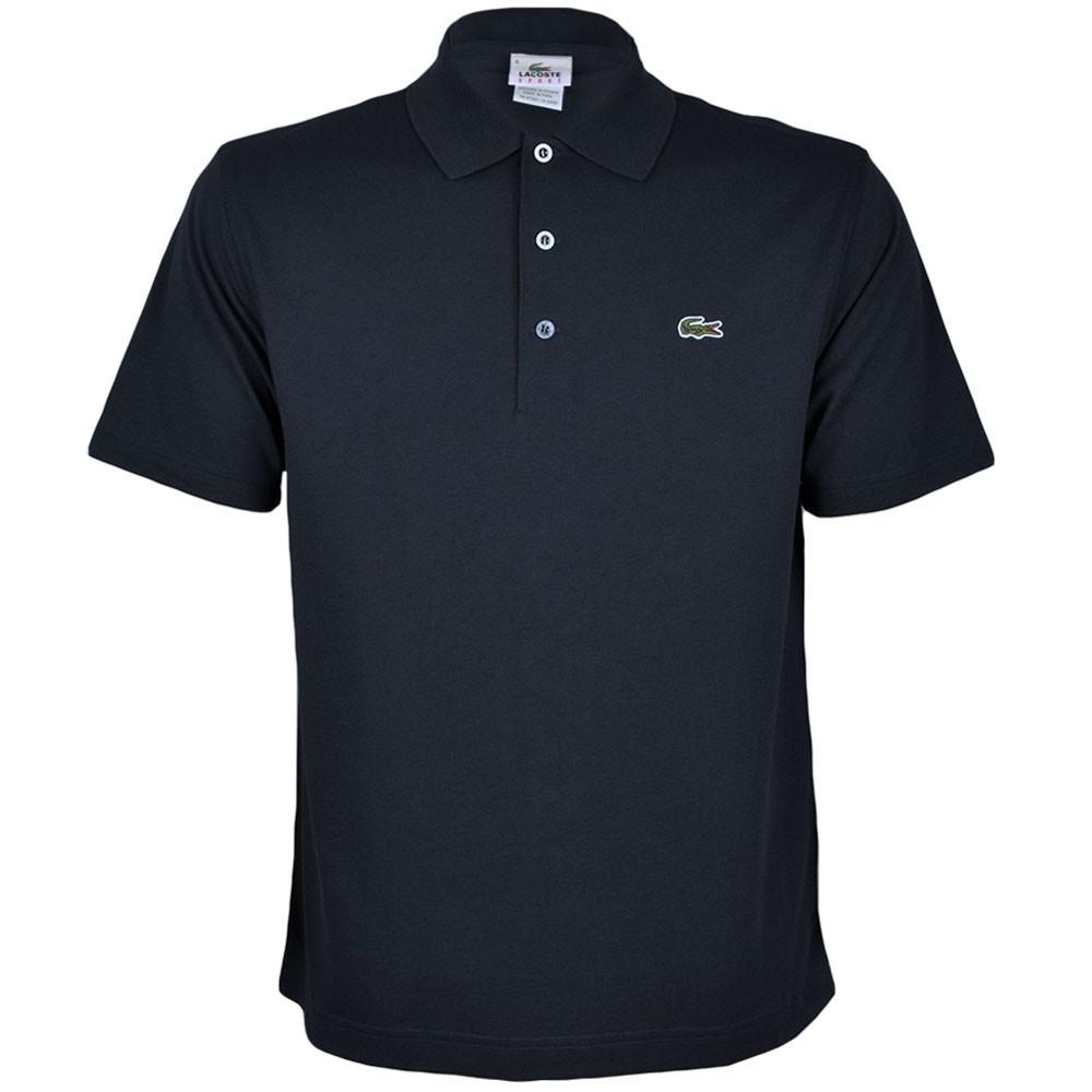 Camisa Lacoste Polo Masculina L123021   Treino e Corrida 7b38b67cd8