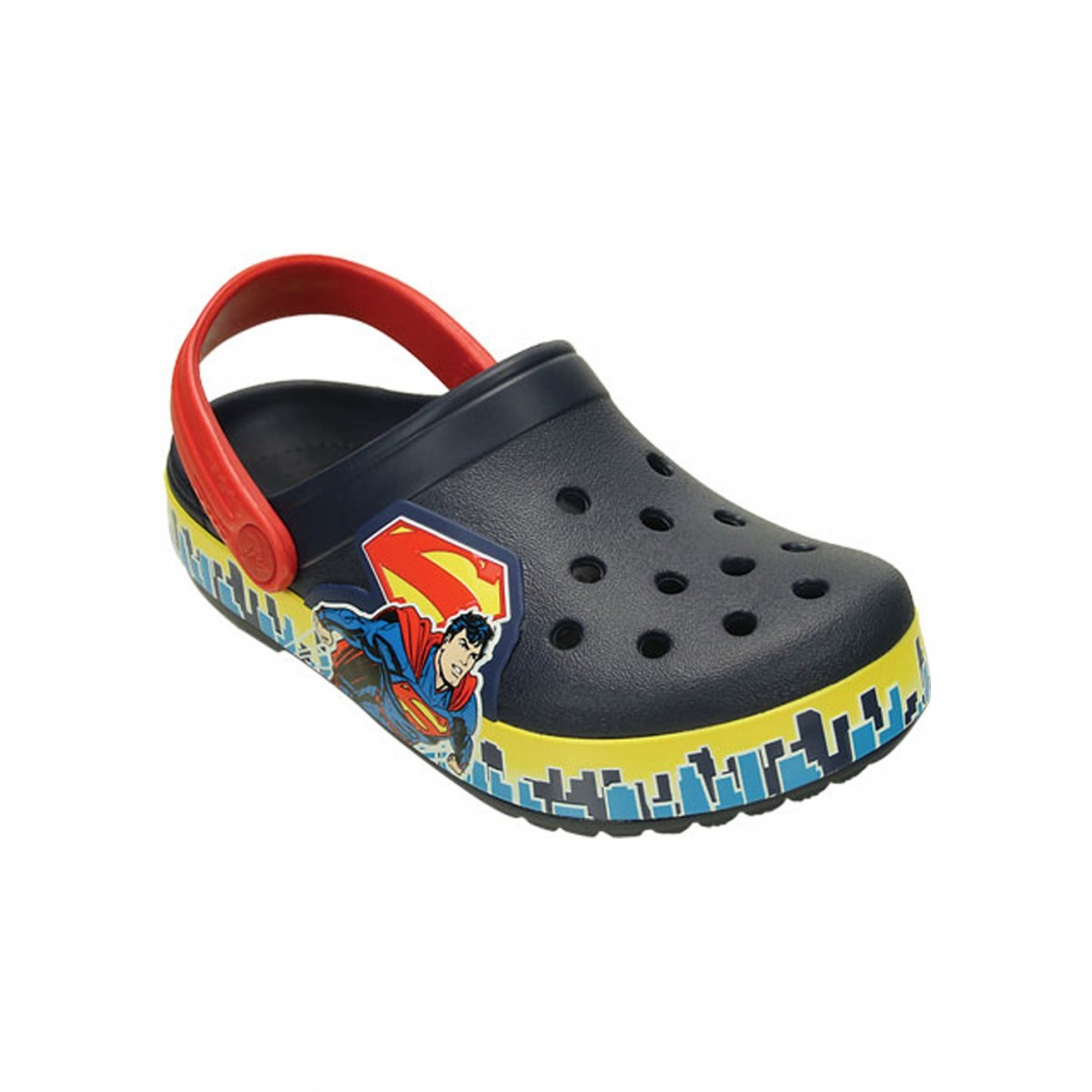 Sandália Crocs Infantil Super-Homem 86f242b53a