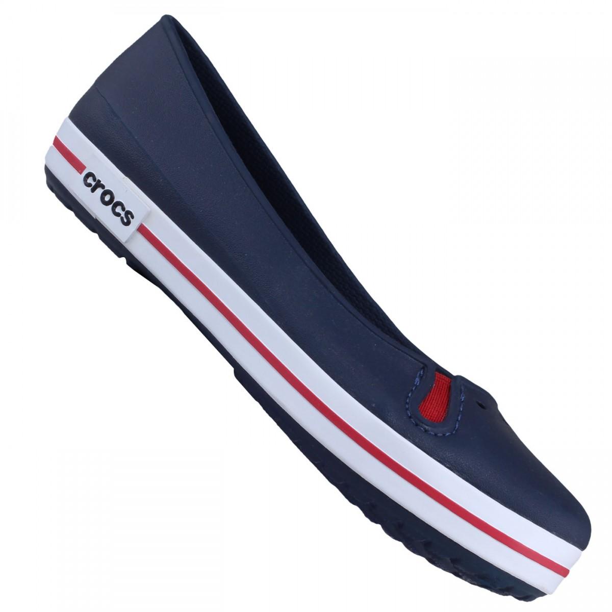 972cd57aea Sapatilha Crocs Flat - Feminino
