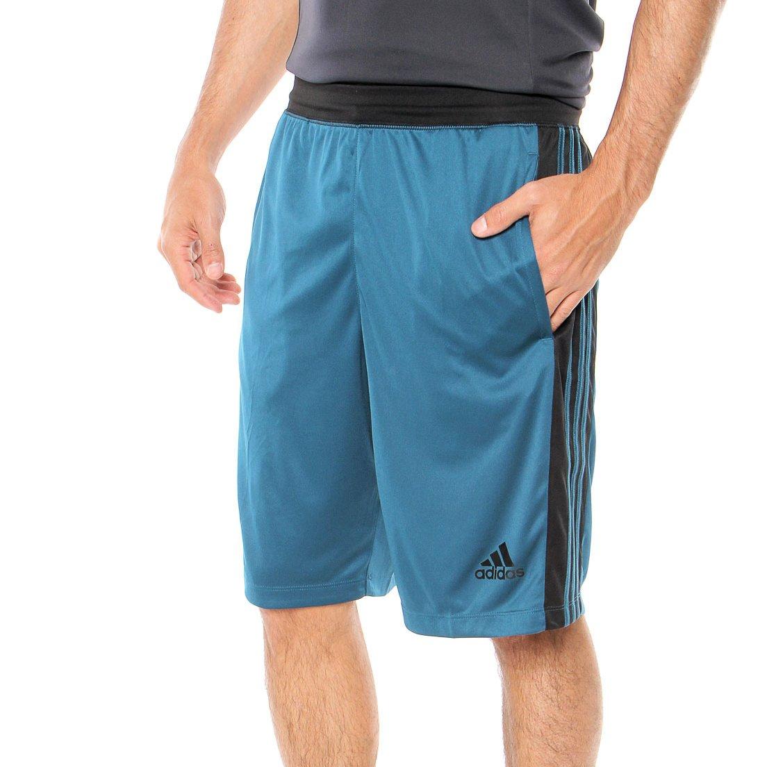 bc96e07665 Shorts Adidas D2m 3-Stripes Masculino