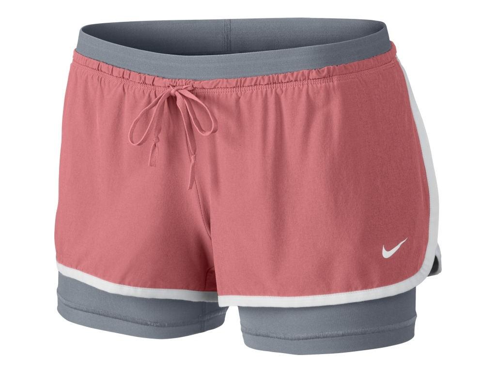 883ec601d Shorts Nike Full Flex 2 em 1 Feminino