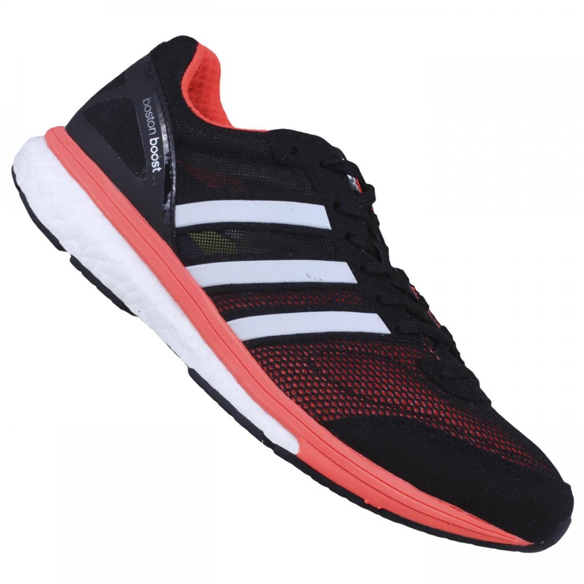 Tênis Adidas Adizero Boston Boost 6 - Masculino  8539fbeb7f75d