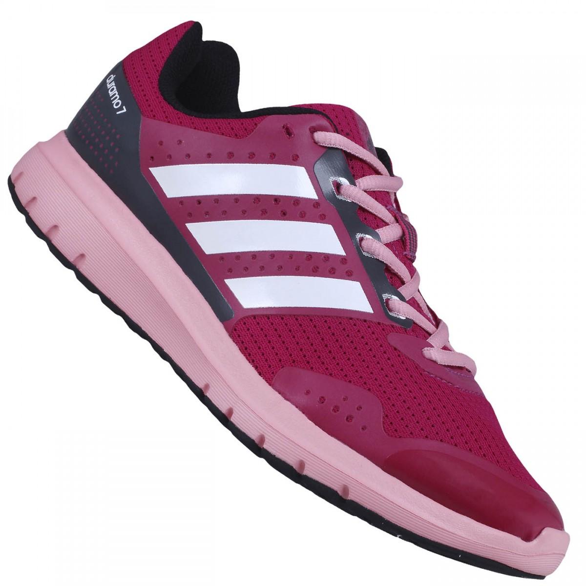 0e2287629c Tênis Adidas Duramo 7 - Feminino   Treino e Corrida