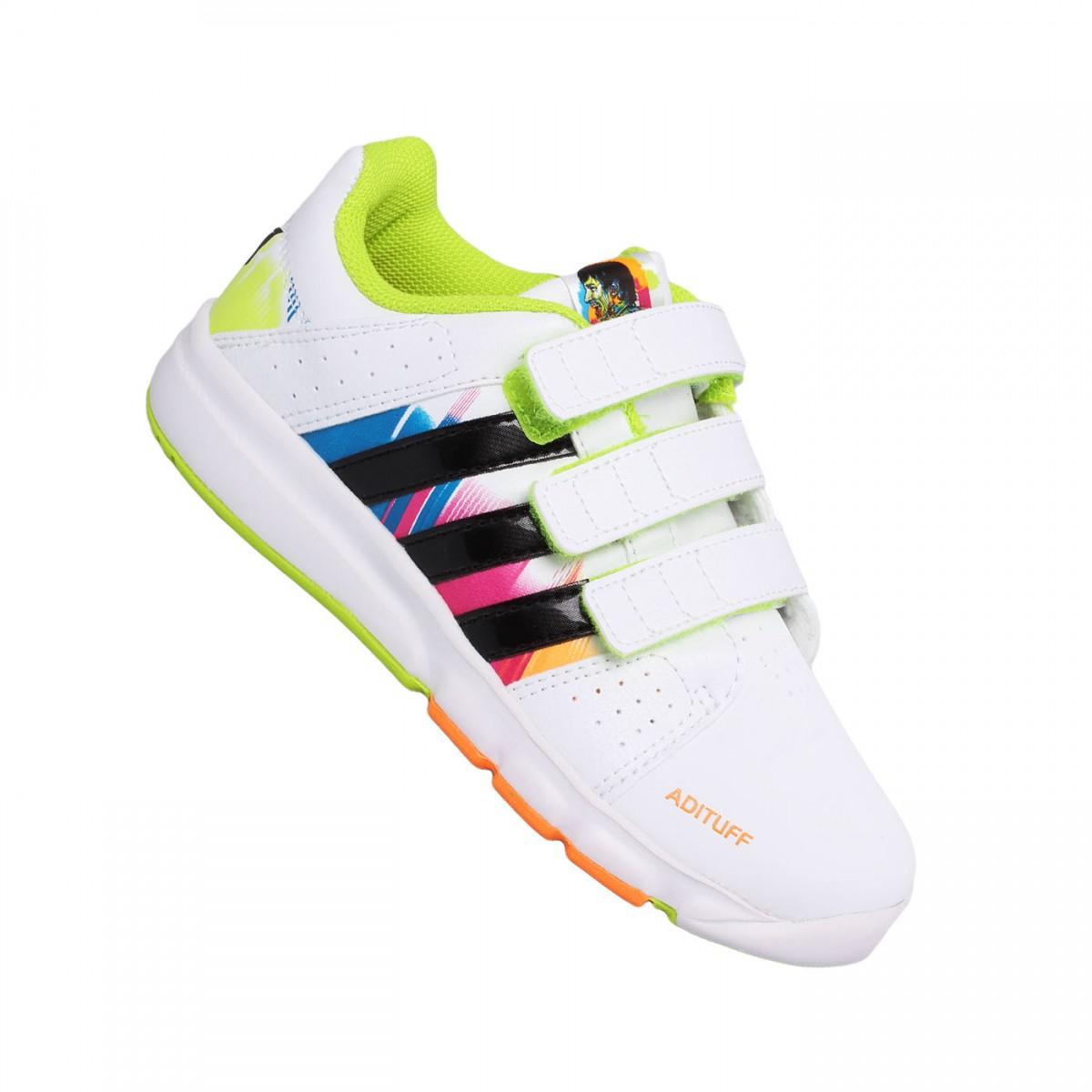Tênis Adidas Messi BTS CF K  6612428181857