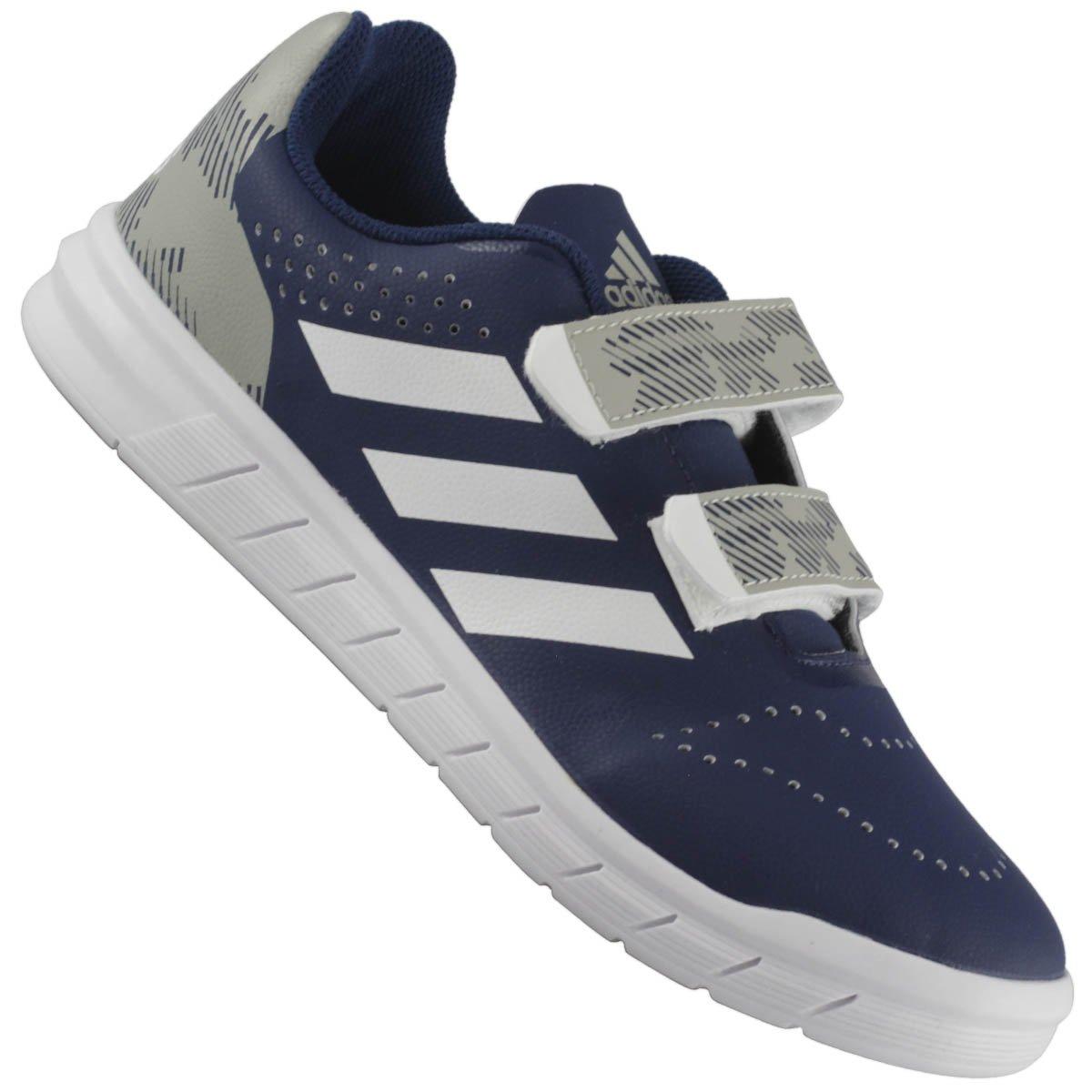a5e1b4d9c67 Tênis Adidas Quicksport CF C Infantil