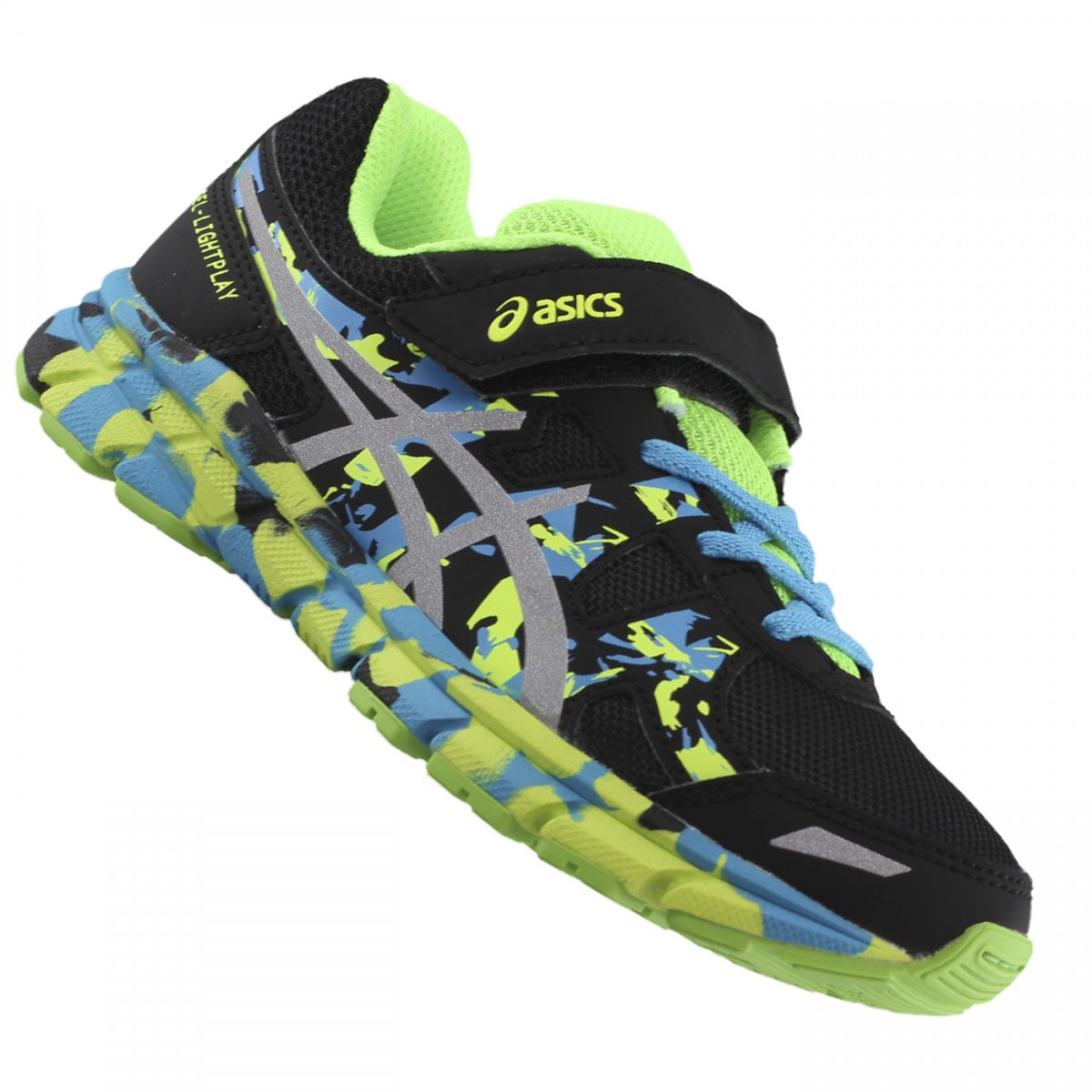 70c53e2680c Tênis Asics Gel-Lightplay Ps - Feminino