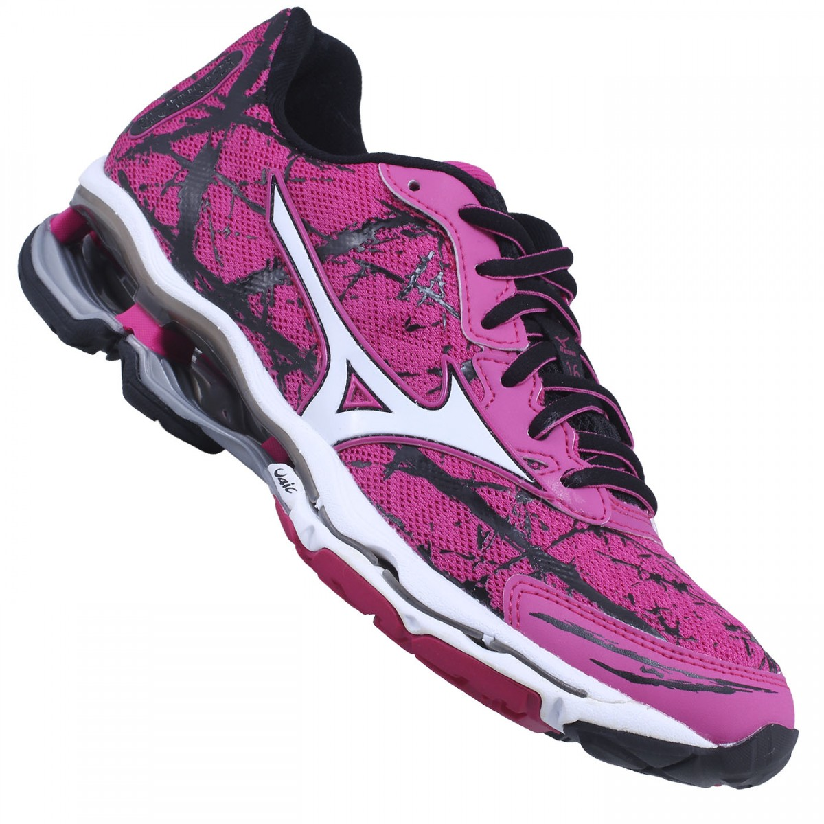 0a9f453a1f4 Tênis Mizuno Wave Creation 16 - Feminino