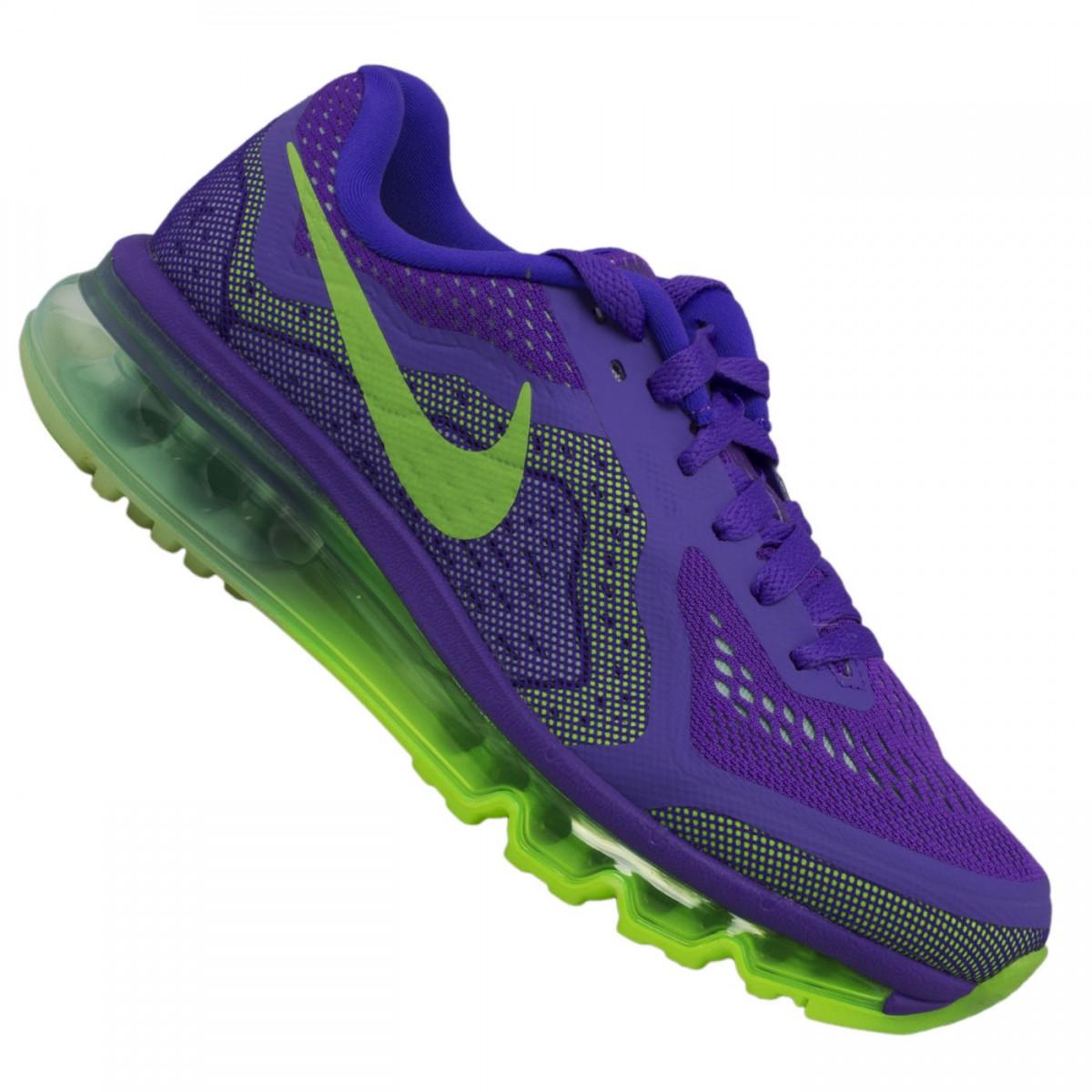 finest selection 1f7a3 d467e Tênis Nike Air Max 2014 - Feminino  Treino e Corrida