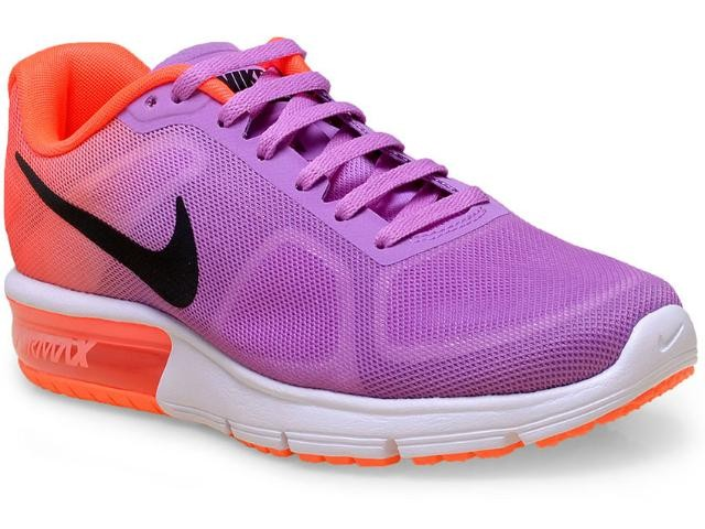 d79f85d1e9 Tenis Nike Air Max Sequent Wmns