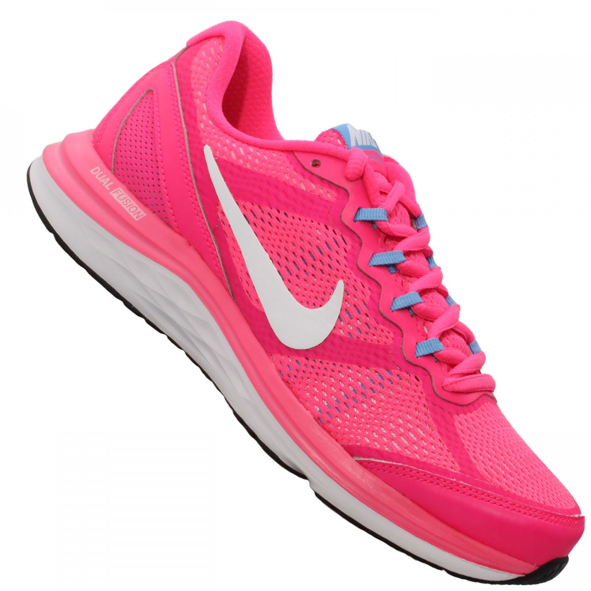 8b95ba46965 ... Tênis Nike Dual Fusion Run 3 - Feminino ...