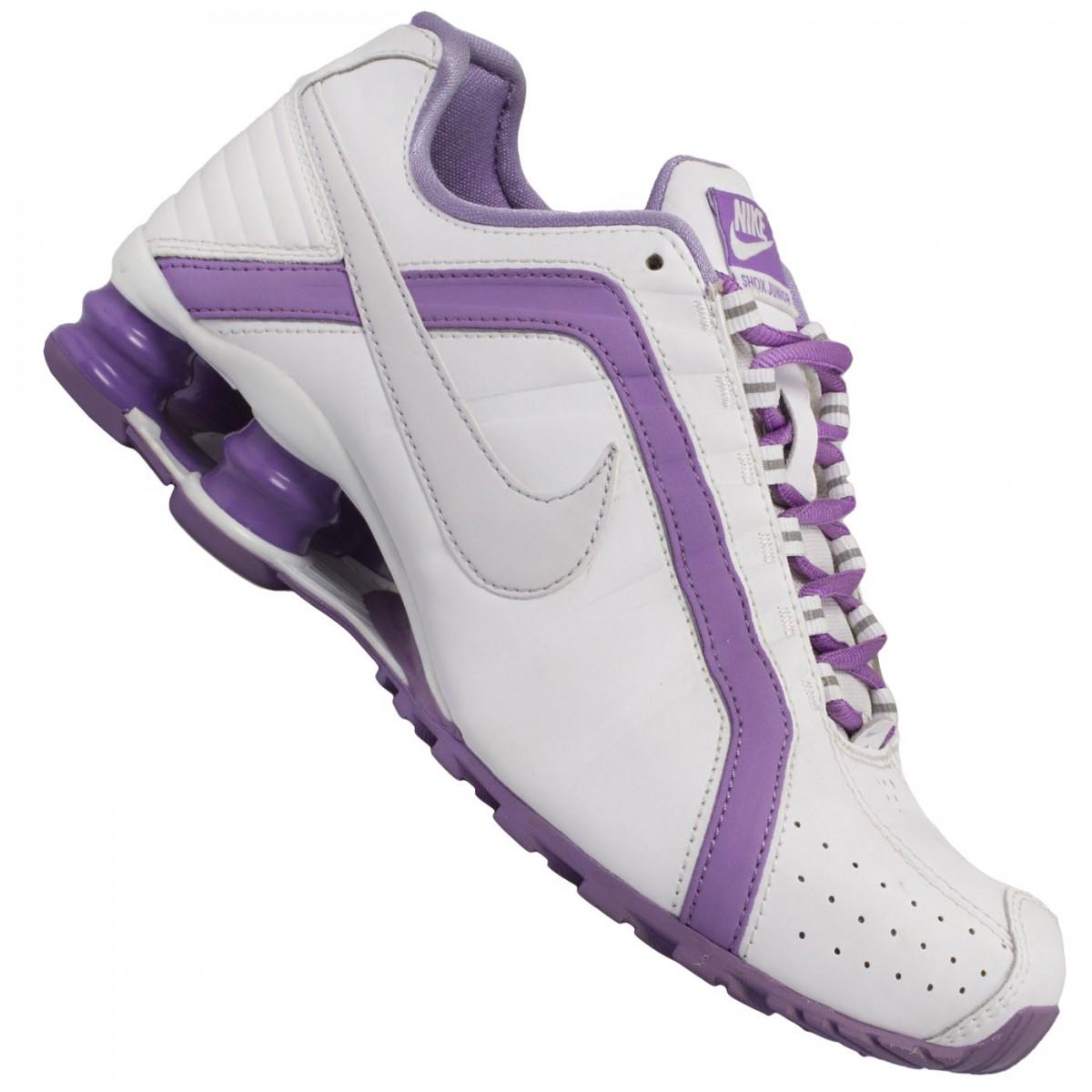 077f01176b Tênis Nike Shox Junior WMNS | Treino e Corrida