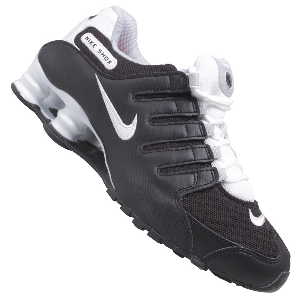 321f0600435 sale size 15 nike men shox nz se running shoes 833579 006 gray red black  f8f31 8c485  new zealand tenis nike shox nz se b478d 823ec