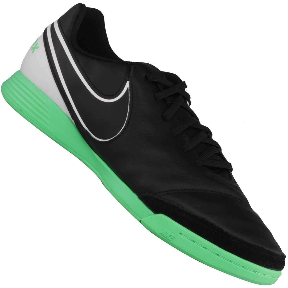 brand new 75e32 b2205 Tênis Nike Tiempo Gênio 2 Leather Ic Futsal