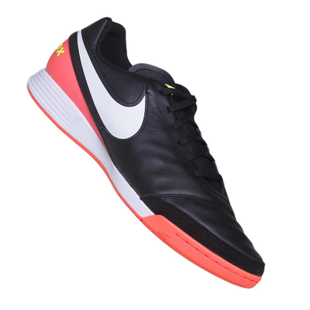 eb358e53641aa Tênis Nike Tiempo Genio Ii Leather Ic