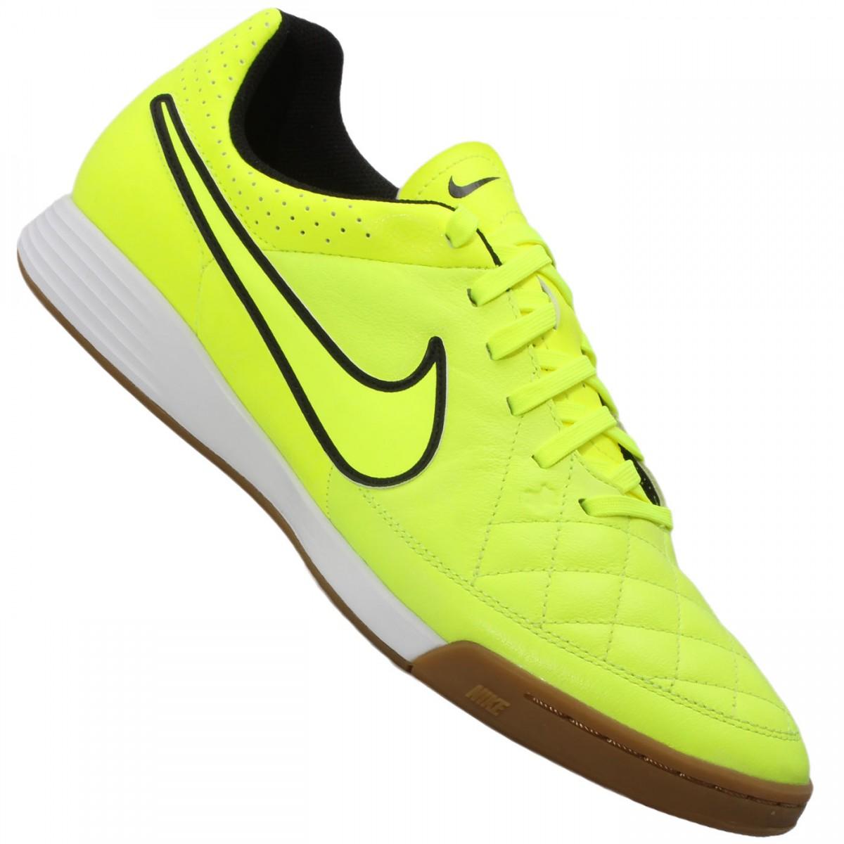 67bff359c43ff Tênis Nike Tiempo Gênio Leather IC
