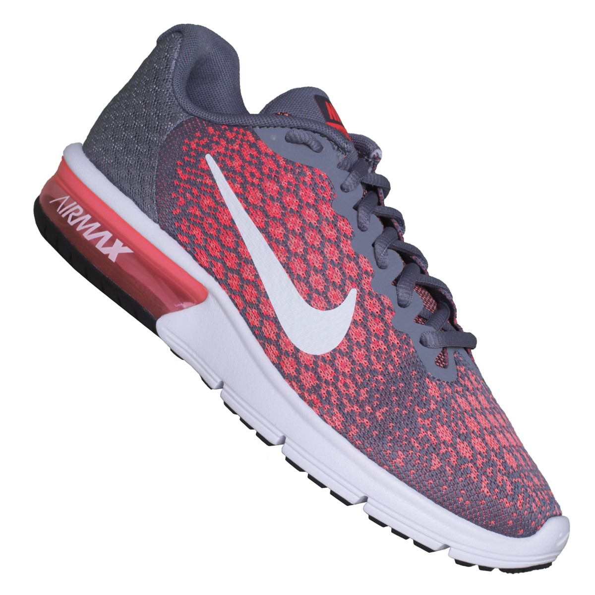 ff7543328 Tenis Nike Wmns Air Max Sequent 2