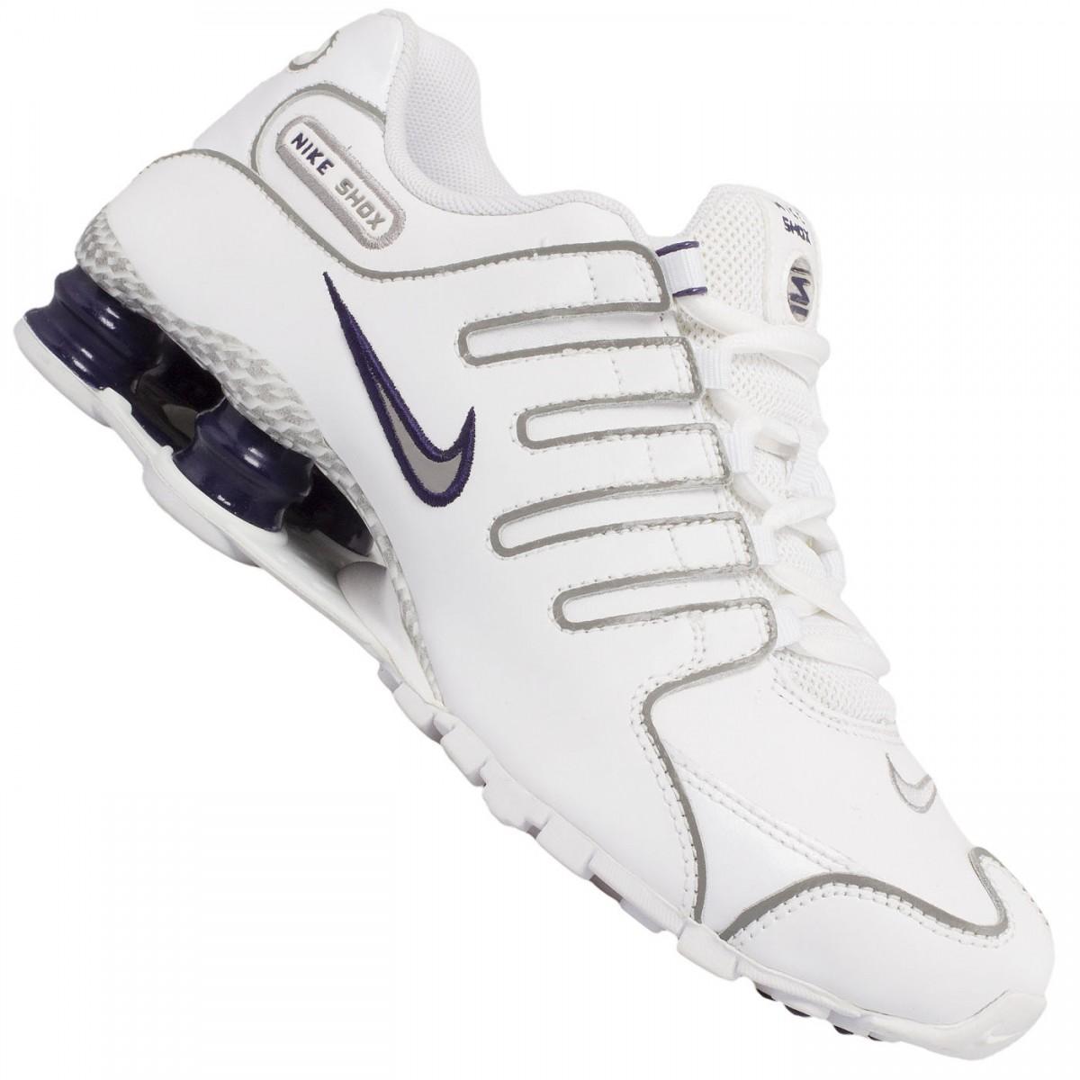 Tênis Nike WMNS Shox NZ EU 7749c7b0071fc