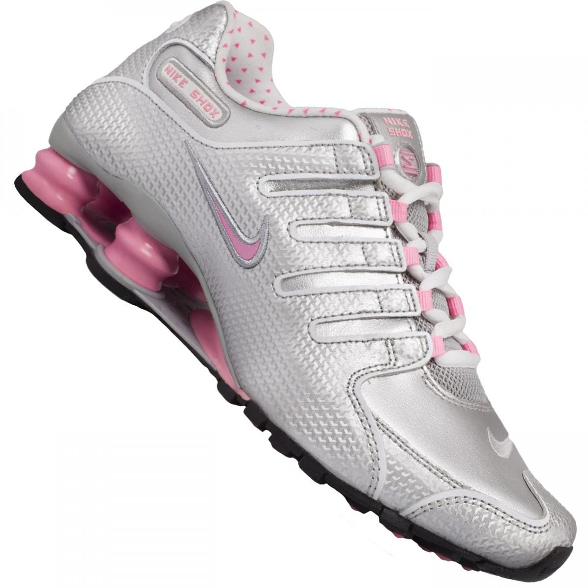 Tênis Nike WMNS Shox NZ EU 1a97b1d331fc4