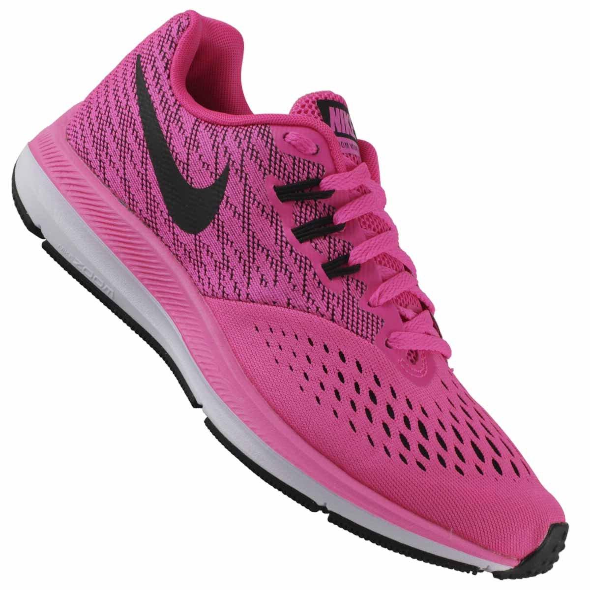 49ab9ea4b9 Tênis Nike Wmns Zoom Winflo 4 Feminino