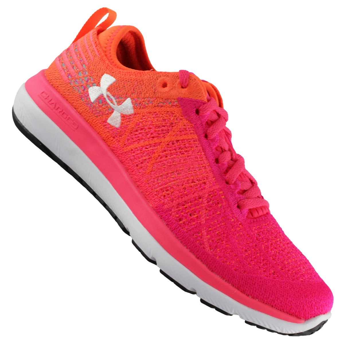 Tênis Under Armour Threadborne Fortis Feminino  c3be55ee7