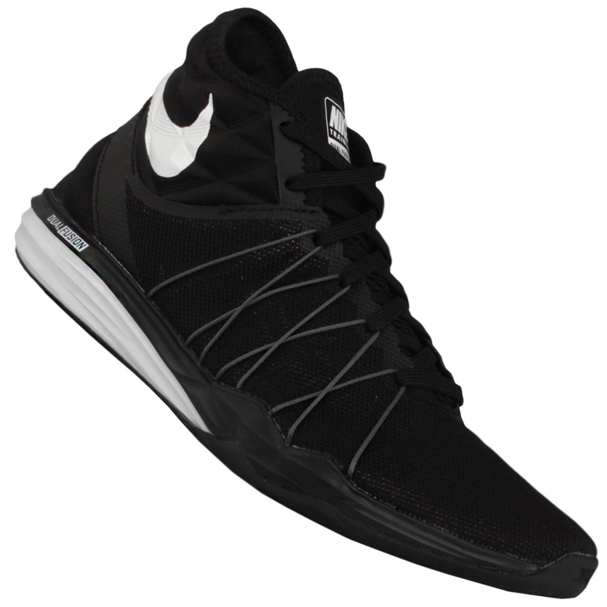 fc908c1b981 Tênis Nike Dual Fusion Tr Hit Mid