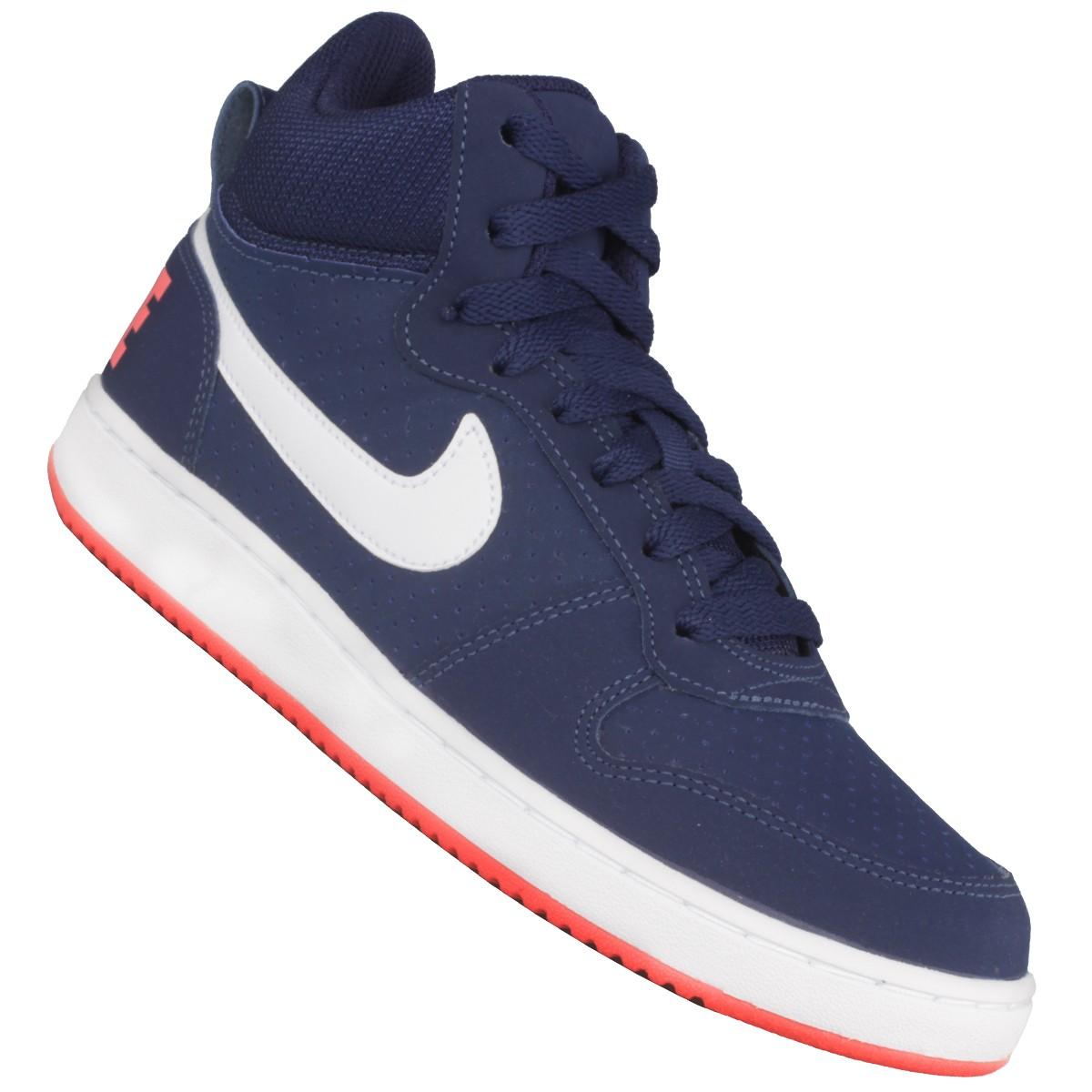40abd8f102140 Tênis Nike Court Borough Mid