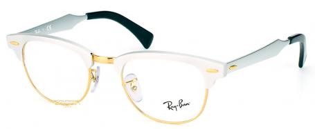 Óculos de Grau Ray Ban Clubmaster Aluminum