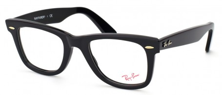 Óculos de Grau Ray Ban Wayfarer