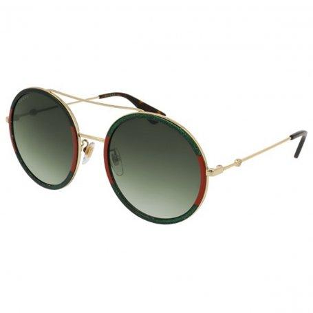 Óculos de Sol Gucci Redondo GG0061/S