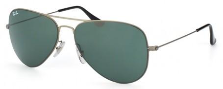 Óculos de Sol Ray Ban Aviador Flat Metal