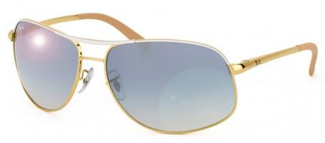 Óculos de Sol Ray Ban Aviador RB3387 056d27123c
