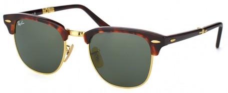 Óculos de Sol Ray Ban ClubMaster Dobrável