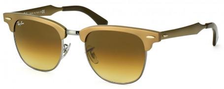 Óculos de Sol Ray Ban ClubMaster Aluminum