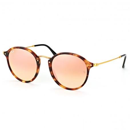 Óculos de Sol Ray Ban Round Fleck