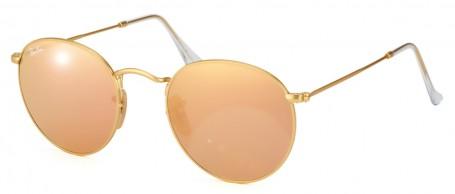 Óculos de Sol Ray Ban Round Metal